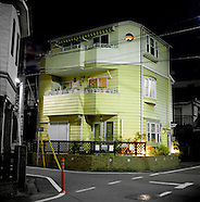 Japan Suburbs:  Not Quite Centered