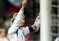 Fotball / Soccer<br /> Play off VM 2006 / Play off World Champio0nships 2006<br /> Tsjekkia v Norge 1-0<br /> Czech Republic v Norway 1-0<br /> Agg: 2-0<br /> 16.11.2005<br /> Foto: Morten Olsen, Digitalsport<br /> <br /> Pavel Nedved - Juventus