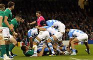 Ireland v Argentina 18.10.2015