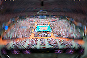Poland, Warsaw - 2017 August 24: General view of the stadium during LOTTO EUROVOLLEY POLAND 2017 - European Championships in volleyball at Stadion PGE Narodowy on August 24, 2017 in Warsaw, Poland.<br /> <br /> Mandatory credit:<br /> Photo by &copy; Adam Nurkiewicz<br /> <br /> Adam Nurkiewicz declares that he has no rights to the image of people at the photographs of his authorship.<br /> <br /> Picture also available in RAW (NEF) or TIFF format on special request.<br /> <br /> Any editorial, commercial or promotional use requires written permission from the author of image.