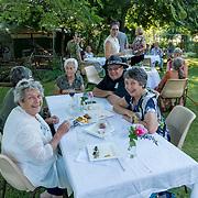 Guildford Association 2020 garden tea