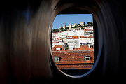 Beautique Hotel Figueira - view from the Spa to the Castle