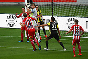 Phoenix keeper Filip Kurto during their Hyundai A League match. Wellington Phoenix v Melbourne City FC. Westpac Stadium, Wellington, New Zealand. Saturday 26 January 2019. ©Copyright Photo: Chris Symes / www.photosport.nz