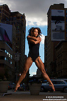 Flatiron Dance As Art featuring Dancer Alana Allende