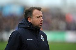 Bristol Rovers assistant manager Marcus Stewart - Mandatory by-line: Neil Brookman/JMP - 01/01/2018 - FOOTBALL - Memorial Stadium - Bristol, England - Bristol Rovers v Portsmouth - Sky Bet League One