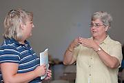 18297Summer Institute OU Appalachian writing project...Tanya James & Tawn Jutton