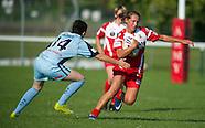 010911 Army v RAF Women's Rugby League (2011)