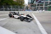 September 1-3, 2011. Indycar Grand Prix of Baltimore around the inner harbor.