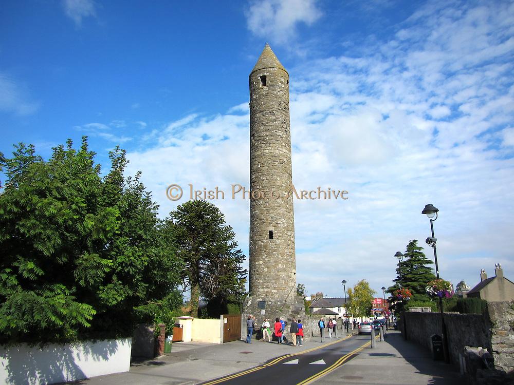 Clondalkin Round Tower, Clondalkin Village, Dublin, c.9th century a.d,