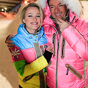 NLD/Zoetermeer/20130117 - Perspresentatie Vliegende Hollanders, Gerard Joling en Tess Milne