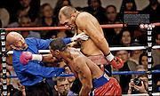 Nikolai Valuev vs. Monte Barrett Fight for ESPN The Magazine