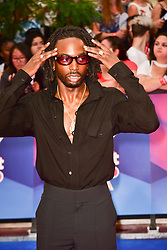 June 18, 2017 - Toronto, Ontario, Canada - JAZZ CARTIER arrives at the 2017 iHeartRADIO MuchMusic Video Awards at MuchMusic HQ on June 18, 2017 in Toronto (Credit Image: © Igor Vidyashev via ZUMA Wire)
