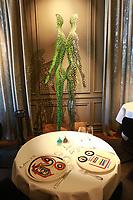 In the kitchen of Restaurant Guy Savoy - Three Star Michelin Chef
