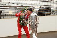 Scott Dixon, Indianapolis 500, Indianapolis Motor Speedway, Indianapolis, IN  USA  5/24/08