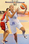 DESCRIZIONE : Ortona Giochi del Mediterraneo 2009 Mediterranean Games Italia Italy Albania Preliminary Women<br /> GIOCATORE : Emanuela Ramon<br /> SQUADRA : Nazionale Italiana Femminile<br /> EVENTO : Ortona Giochi del Mediterraneo 2009<br /> GARA : Italia Italy Albania<br /> DATA : 28/06/2009<br /> CATEGORIA : tiro<br /> SPORT : Pallacanestro<br /> AUTORE : Agenzia Ciamillo-Castoria/G.Ciamillo