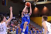 LIGNANO SABBIADORO, 14 LUGLIO 2015<br /> BASKET, EUROPEO MASCHILE UNDER 20<br /> ITALIA-LETTONIA<br /> NELLA FOTO: Alessandro Spatti<br /> FOTO FIBA EUROPE/CASTORIA