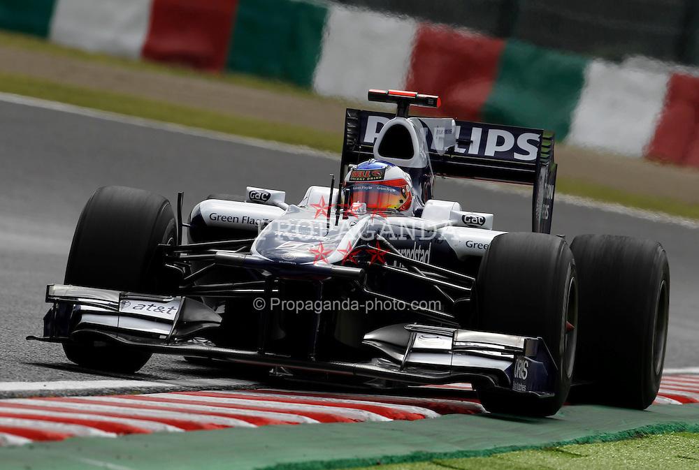 Motorsports / Formula 1: World Championship 2010, GP of Japan, 09 Rubens Barrichello (BRA, AT&T Williams),