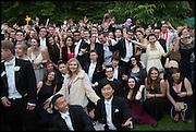 SURVIVORS, The Tercentenary Ball, Worcester College. Oxford. 27 June 2014