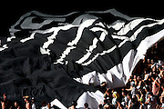 Belo Horizonte_MG, Brasil...Estadio Governador Magalhaes Pinto (Mineirao) em Belo Horizonte, Minas Gerais. Na foto torcida do Atletico Mineiro...The Governador Magalhaes Pinto Stadium (Mineirao) in Belo Horizonte, Minas Gerais. In this photo Atletico-MG soccer fans...Foto: MARCUS DESIMONI / NITRO