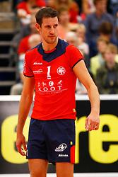 20140928 NED: Supercup, Landstede Volleybal - Kootfin Taurus: Sneek<br /> Bert Sturkenboom (1) of Kootfin Taurus<br /> ©2014-FotoHoogendoorn.nl / Pim Waslander