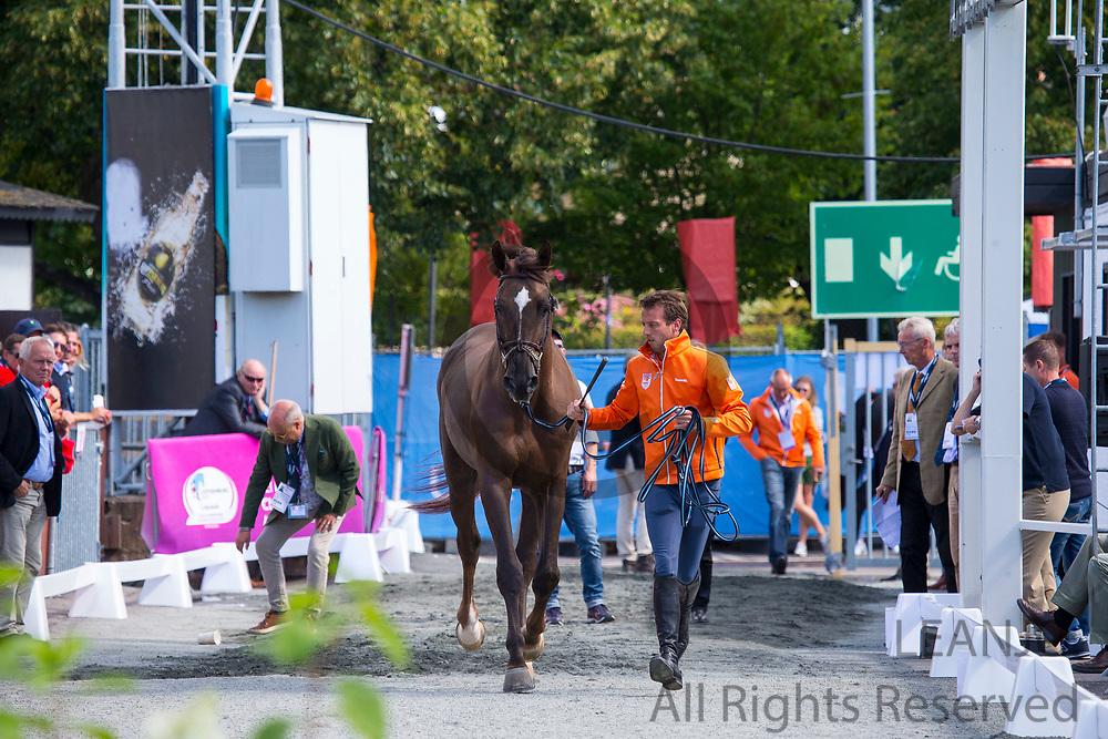 Harrie Smolders - Don VHP Z<br /> FEI European Championships Gothenburg 2017<br /> &copy; DigiShots