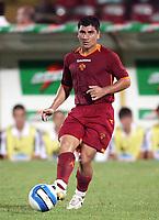 Fotball<br /> Italia<br /> Foto: Inside/Digitalsport<br /> NORWAY ONLY<br /> <br /> Pescara 4/9/2006 Friendly Match - Amichevole Roma Juventus 1-0<br /> <br /> As Roma David PIZARRO