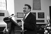 SIR ANTONY SHER, A Service of Thanksgiving for the life of RAPHAEL B JAGO. The Actors' Church , St.  Paul's Covent  Garden. London. 2 June 2015