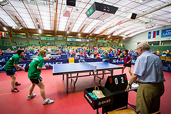 Playground in action during 15th Slovenia Open - Thermana Lasko 2018 Table Tennis for the Disabled, on May 11, 2018 in Dvorana Tri Lilije, Lasko, Slovenia. Photo by Ziga Zupan / Sportida