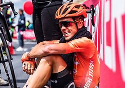 10.07.2019, Fuscher Törl, AUT, Ö-Tour, Österreich Radrundfahrt, 4. Etappe, von Radstadt nach Fuscher Törl (103,5 km), im Bild Riccardo Zoidl (CCC Team, AUT) // during 4th stage from Radstadt to Fuscher Törl (103,5 km) of the 2019 Tour of Austria. Fuscher Törl, Austria on 2019/07/10. EXPA Pictures © 2019, PhotoCredit: EXPA/ JFK