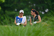 Rachel Rohanna during the first round of the Symetra Classic at Atlanta National Golf Club on April 28, 2017 in Milton, GA.<br /> <br /> ©2017 Scott Miller