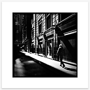 &quot;Ash Street&quot;, Sydney. From the Ephemeral Sydney street series.<br />