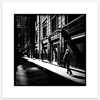 &quot;Ash Street&quot;, Sydney. From the Ephemeral Sydney street series.<br /> <br /> As featured in my Head On Photo Festival 2018 associated exhibition &ldquo;Ephemeral Sydney&rdquo;.<br /> <br /> Available print sizes (unframed): <br /> <br /> 30 x 30 cm - Limited edition of six (6) signed &amp; numbered pigment ink prints on Hahnem&uuml;hle Photo Rag Bright White archival paper + maximum two (2) artist&rsquo;s proofs - $220<br /> <br /> 50 x 50 cm &ndash; Limited edition of six (6) as above - $450<br /> <br /> Framed prints available for delivery to Sydney metro area. POA.<br /> <br /> Price includes GST &amp; delivery within Australia.<br /> <br /> To order please email orders@girtbyseaphotography.com