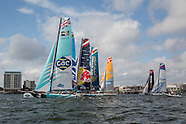 Extreme Sailing Series - Cardiff Bay - 18-21/06/2015