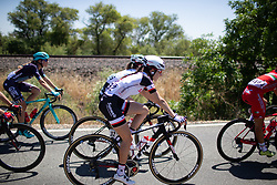 Juliette Labous (FRA) of Team Sunweb rides mid-pack during Stage 1 of the Amgen Tour of California - a 124 km road race, starting and finishing in Elk Grove on May 17, 2018, in California, United States. (Photo by Balint Hamvas/Velofocus.com)