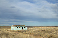 Abaondoned house New Mexico