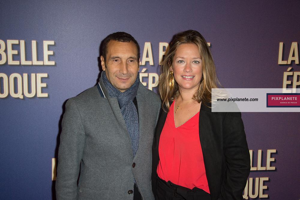 Zinedine Soualem Avant première du film La Belle Epoque Jeudi 17 Octobre 2019 Gaumont Opéra Paris