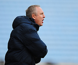 MARK VENUS  MANAGER COVENTRY CITY, <br /> Coventry City v Scunthorpe United, EFL, Sky Bet League One Ricoh Arena, Saturday 12th November 2016<br /> Photo:Mike Capps