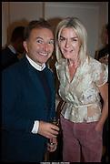 TONY CHAMBERS; SUZANNE TROCME;  , Born in the USSR, Design exhibition opening. Gallery Elena Shchukina, Beauchamp Place, Knightsbridge. London. 15 September 2014.