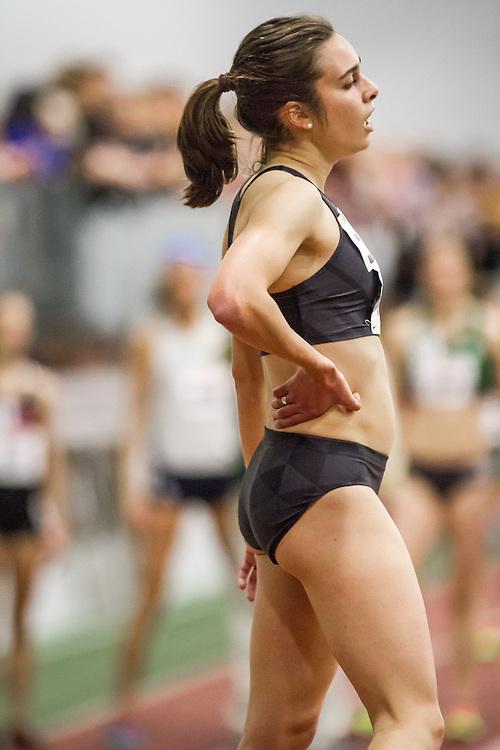 Women's Mile, New Balance, Abbey D'Agostino, Boston University John Terrier Invitational Indoor Track and Field