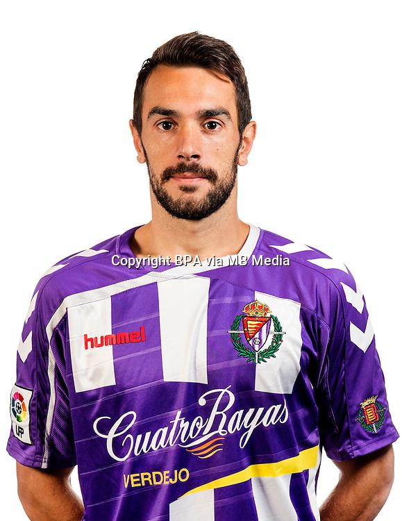 Spain - La Liga Adelante 2015-2016 / <br /> ( Real Valladolid C.F. ) - <br /> Guzman Casaseca Lozano