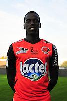 Modibo Dembele - 17.09.2014 - Photo officielle Laval - Ligue 2 2014/2015<br /> Photo : Philippe Le Brech / Icon Sport
