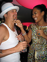 Kid Rock, Kimora Lee Simmons, .Grisogno Party.Hotel Du Cap - 2007 Cannes Film Festival .Cap D'Antibes, France .Tuesday, May 22, 2007.Photo By Celebrityvibe; .To license this image please call (212) 410 5354 ; or.Email: celebrityvibe@gmail.com ;