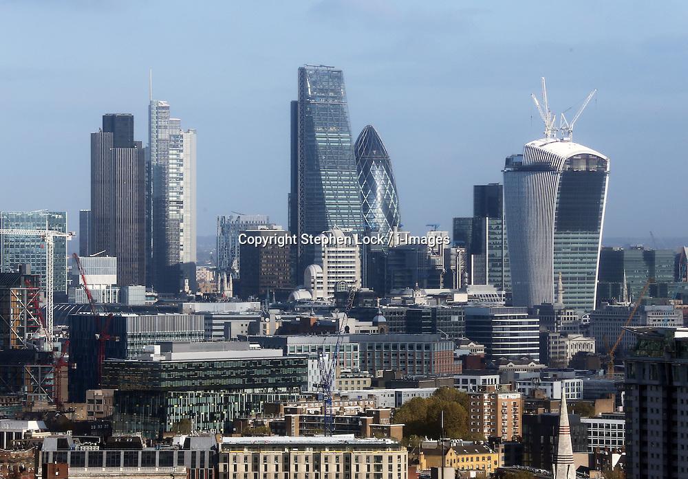 The City of London,  Thursday, 21st November 2103   Photo by: Stephen Lock / i-Images