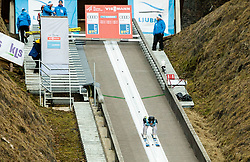 Nita Englund of USA competes during Team Competition at Day 2 of World Cup Ski Jumping Ladies Ljubno 2019, on February 9, 2019 in Ljubno ob Savinji, Slovenia. Photo by Matic Ritonja / Sportida