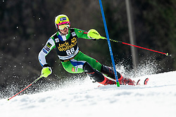 DVORNIK Aljaz of Slovenia during the Audi FIS Alpine Ski World Cup Men's Slalom 58th Vitranc Cup 2019 on March 10, 2019 in Podkoren, Kranjska Gora, Slovenia. Photo by Matic Ritonja / Sportida