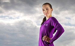 Victoria Pendleton. Pic by David Poultney for Run Communications