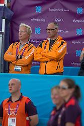 Van Der Heijden Maarten (NED), Ehrens Rob (NED)<br /> Olympic Games London 2012<br /> © Dirk Caremans
