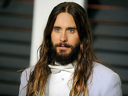 Jared Leto in attendance for 2015 Vanity Fair Oscar Party Hosted By Graydon Carter at Wallis Annenberg Center for the Performing Arts on February 22, 2015 in Beverly Hills, California. EXPA Pictures © 2015, PhotoCredit: EXPA/ Photoshot/ Dennis Van Tine<br /> <br /> *****ATTENTION - for AUT, SLO, CRO, SRB, BIH, MAZ only*****