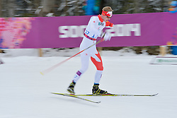 ARENDZ Mark, Biathlon at the 2014 Sochi Winter Paralympic Games, Russia