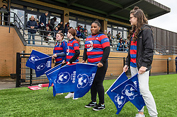 - Mandatory by-line: Paul Knight/JMP - 11/01/2020 - RUGBY - Shaftesbury Park - Bristol, England - Bristol Bears Women v Firwood Waterloo Women - Tyrrells Premier 15s